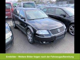 VW Passat Variant V6 TDI 2.5 Trendl. DSG AHK SHZ