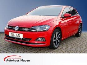 VW Polo 1.6 TDI Highline Navi ACC AHK LED PDC Sitzheizung