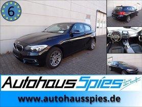 BMW 120 D EU6 ADVANTAGE NAVI + GSD