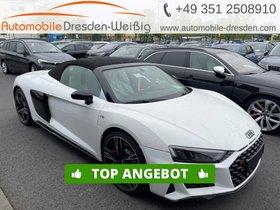 Audi R8 Spyder V10 5.2 FSI RWD Black&White Edition