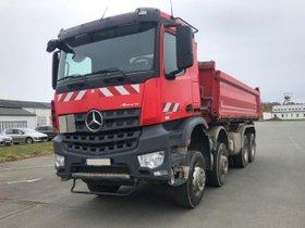 Mercedes-Benz AROCS 4142 8x6 EURO6 DSK Meiller Kipper
