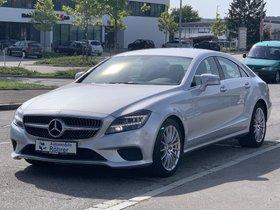 Mercedes-Benz CLS 350 d Coupe BlueTEC 9G Euro6 Kamera LED Navi