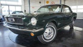 FORD Mustang 289 cui Sammlerzustand Tüv u.H.neu
