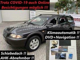 VOLVO XC70 2.4 T AWD-CROSS COUNTRY-EL.SD-SH-LEDER-AHK-