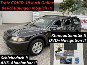 VOLVO XC70 2.4 T AWD-CROSS COUNTRY-EL.SD-SH-LEDER-AHK-