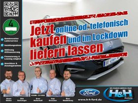FORD Focus Turnier 1.5 EcoBlue ACTIVE (AHK+iACC+LED)