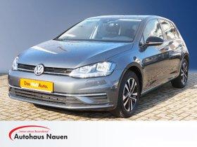 VW Golf VII 1.0 TSI IQ Drive Navi AHK ACC Ganzjahresreifen