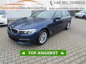 BMW 520 d Touring-Navi-Tempomat-LED-PDC-AHK-
