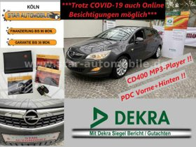 OPEL Astra J Sports Tourer 150 Jahre Opel 1,4-SITZH-