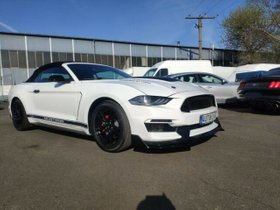 FORD Mustang 2.3 Eco Boost Aut. Cabrio Navi Dig Tacho