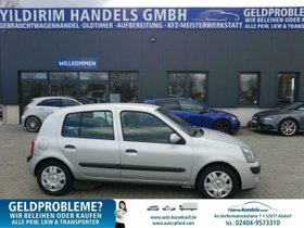 RENAULT Clio II Dynamique,2HD,OMA AUTO, AUTOMATIK,KLIMA