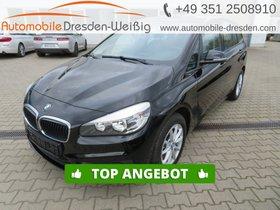 BMW 216 Gran Tourer d-PDC-Panoramo-Sitzheizung-