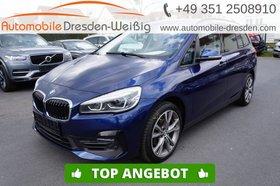 BMW 216 Gran Tourer i Sport Line-Navi-LED-18Zoll-PDC