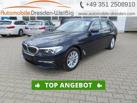 BMW 520 dA Touring-Leder-Navi-Memory-PDC-LED-