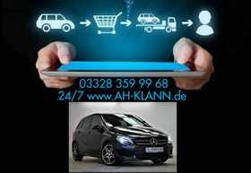 MERCEDES-BENZ B 180 AMG Sport 122PS LED Navi Alcantara PDC USB