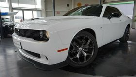 DODGE Challenger R/T 5,7 V8 HEMI-Appel-Car-Play-Xenon-