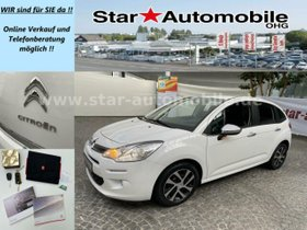 CITROEN C3 Selection 1.6 HDI FAP-TEMPOMAT-NAVI-LED TFL-