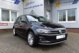 VW Polo 1.0 TSI DSG Comfortline -Navi-Klimatr.-P...