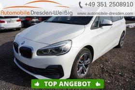 BMW 218 Gran Tourer d xDrive Sport Line-UPE 51.030€