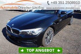 BMW 520 d Touring Sport Line-Navi-Leder-PDC-LED-