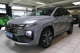 Hyundai TUCSON N-Line Vollausstattung-Autom-Pano-Shz-...