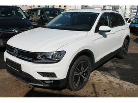 VW Tiguan Comfort 1,4 TSI 4-Motion LED AHK Standh