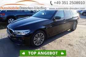 BMW 520 dA Touring Sport Line-Navi Prof-HeadUp-HiFi-