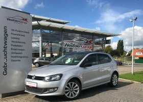 VW Polo 1.2 TSI DSG Style PDC,ISOFIX,Schiebedach