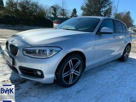 BMW 118d Sport Line /Autom/Navi/LED/Klima/PDC/SHZ