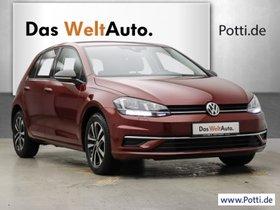 Volkswagen Golf 7 VII 1,6 TDI BMT IQ.Drive ACC Navi Telefon
