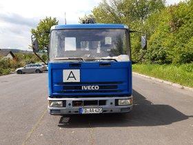 LKW Iveco Euro Cargo