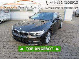 BMW 530 d xDrive Luxury Line-Navi-HiFi-Leder-LED-