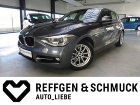 BMW 120 SPORT LEDER+NAVI+XENON+HARMAN+SCHIEBEDEDACH+