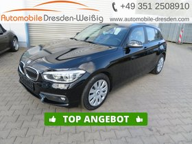 BMW 116 d Efficient Dynamics Advantage-LED-Navi-