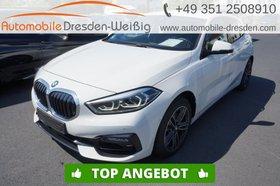 BMW 118 i Sport Line-Cockpit Plus-DAB-LED-Kamera-