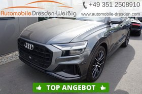 Audi Q8 45 TDI quattro S line-Navi-ACC-360°-B&O-Pano-