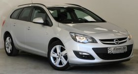OPEL Astra J 1.6 CDTI 110PS Sports Tourer Style Euro6