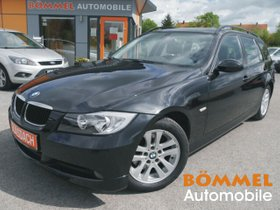 BMW 320d DPF Touring,Navi,Sitzh.,Panorama+Schiebed.