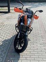 Gepflegte KTM Duke 125