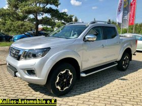NISSAN Navara DC AT 6d-temp Tekna Navi LED AHK SD Diff