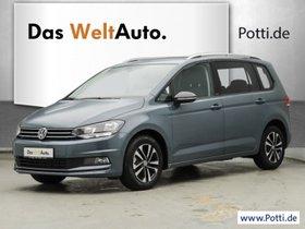 Volkswagen Touran DSG 2,0 TDI BMT IQ.DRIVE 7-Sitzer Navi ACC