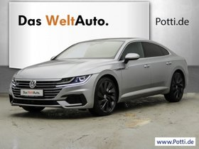 Volkswagen Arteon DSG 2,0 TDI 4M R-Line AHK DCC Leder