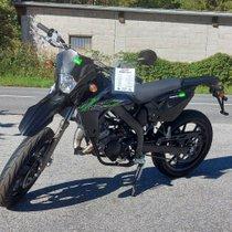 NEU Rieju MRT 50 Europa LOW Edition (E5) Moped / Enduro / Supermoto