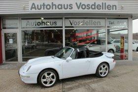 PORSCHE 993 Cabrio Insp. Neu