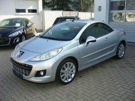 PEUGEOT 207 CC 1,6 16V Cabrio-Coupe Platinum