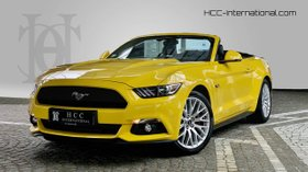 FORD Mustang 5,0 GT V8 Cabrio Aut. +PERFORMANCE Paket