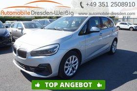 BMW 216 Active Tourer i Advantage-Navi Plus-Head-Up-