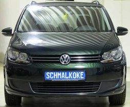 VW Touran 2.0 TDI DPF BMT COMFORTL AHK Navi Klima