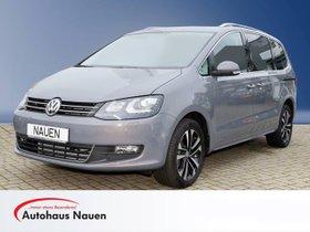 VW Sharan 2.0 TDI United DSG Navi 7-Sitzer Bi-Xenon Rückfahrkamera BlindSpot LaneAssist