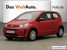 Volkswagen up! 1,0 move up! PDC Klima